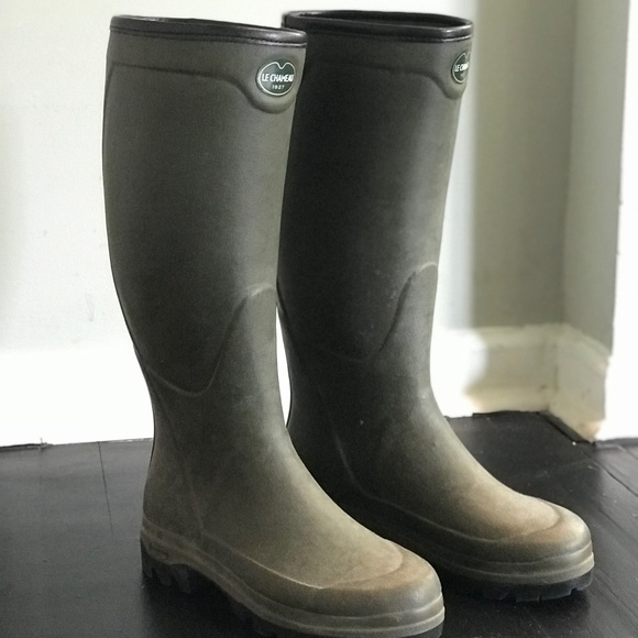 le chameau Shoes - le chameau rain boots - country all track XL dd3aada0be2